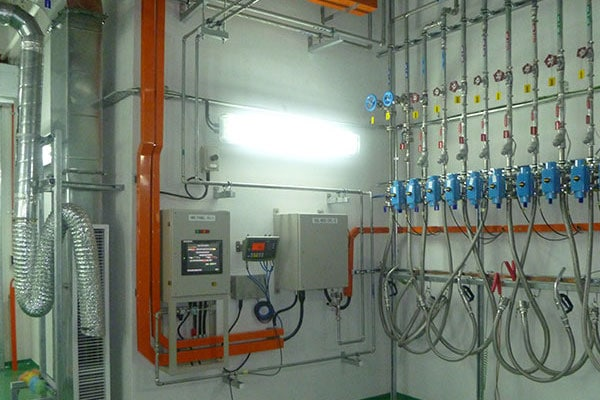 Control & Instrumentation for Final Process