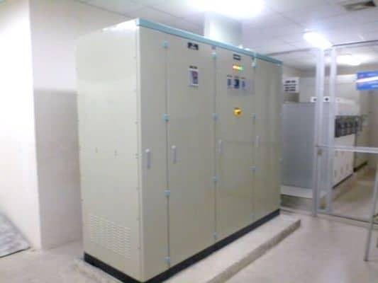 Low Voltage System