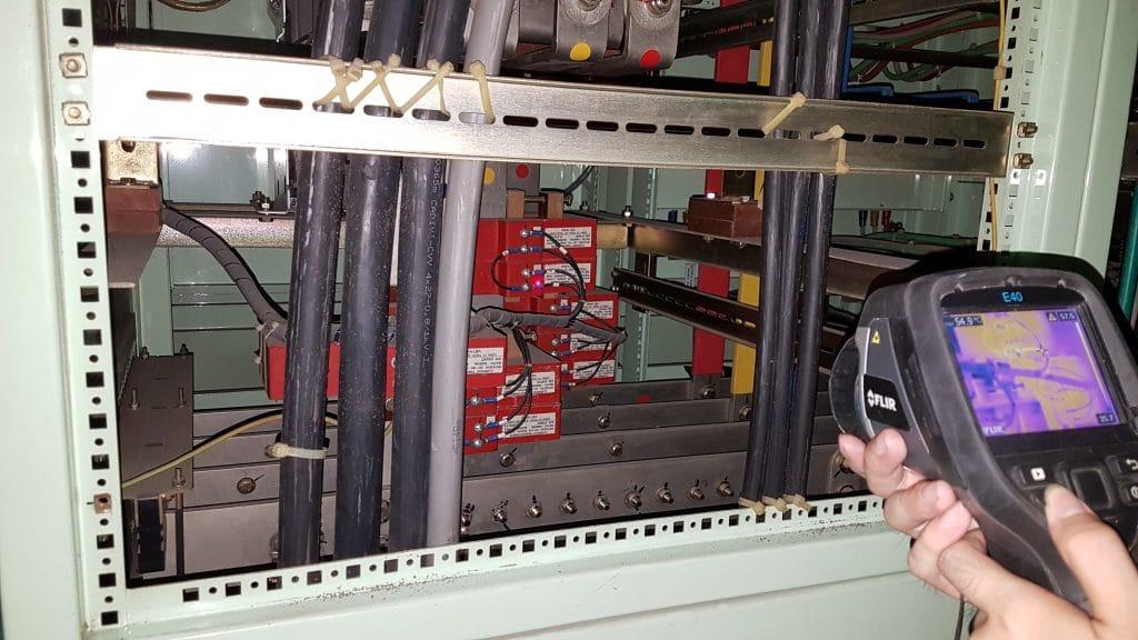 Low Voltage System Maintenance