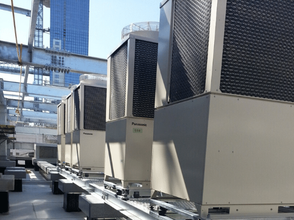 Air-Conditioning System Installation