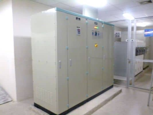 Low Voltage System